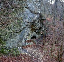 i kolejna skała przy szlaku