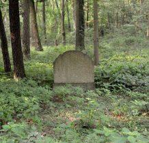 Wołów-na starym cmentarzu