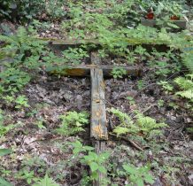 Wołów-stary cmentarz