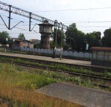 Wołów-kolejowa wieża ciśnień z 1870r