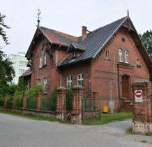 Wołów-ciekawy budynek w okolicach więzienia