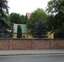 Wołów-dawna kaplica cmentarna z 1678roku-cerkiew greckokatolicka