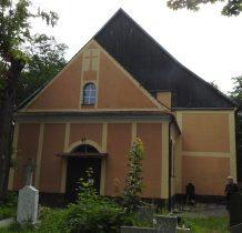 Wołów-dawna kaplica ,obecnie cerkiew