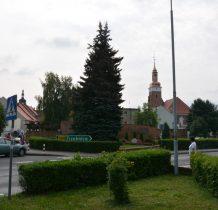 Wołów-w drodze do centrum