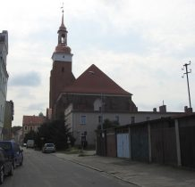 Wołów-kościół św.wawrzyńca z XIV-XV w