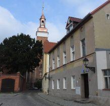 Wołów-kościół św.Wawrzyńca