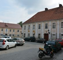 Wołów-stare budynki