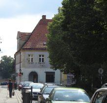 Wołów-kamienice na rynku