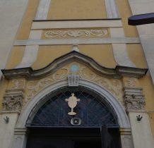 Wołów-kościół odbudowany po pożarze