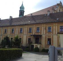 Wołów-zabudowania klasztorne