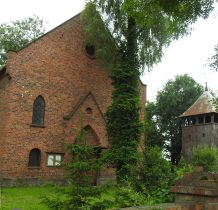 Stary Wołów-cerkiew w dawnym kościele luterańskim z XIXw
