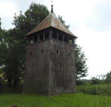 Stary Wołów-drewniana dzwonnica z 1696 roku