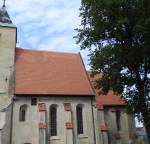 Dłużyce-kościół XV-XX wiek