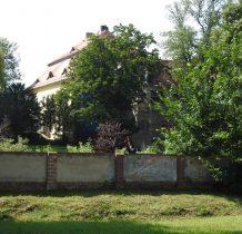 Mojęcice-dwór obronny w stylu renesansowym