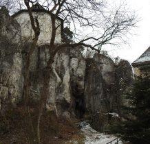 odrestaurowany w XVII wieku