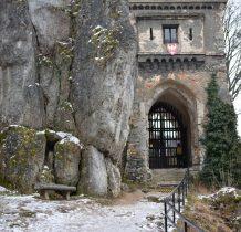 zamek wielokrotnie zmieniał właścicieli