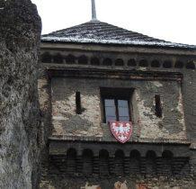 zamek podupada w czasie rozbiorów