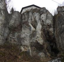 wieżę zamkowa uszkodzono w czasie I wojny światowej