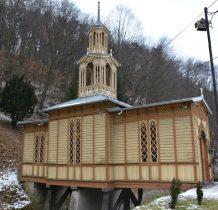 kaplica ojcowska to przykład drewnianego budownictwa stylowego