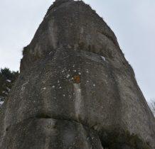 jedna ze skał bramy