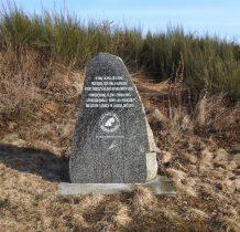 Tleń-pamiatkowy obelisk