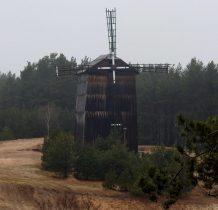 Fojutowo- zabytkowy wiatrak