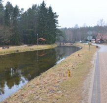 Fojutowo-kanał ma 20km długości i  nachylenie ok.7cm na 100m