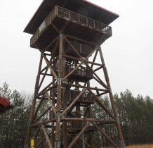 Fojutowo-wieża widokowa