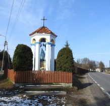 Łażek -kapliczka