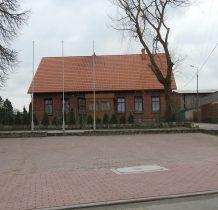 Cekcyn-budynek plebani