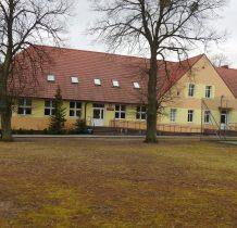 Iwiec-szkoła przebudowana w 1959roku