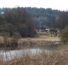 Zgorzały Most-pośród lasów i wzniesień