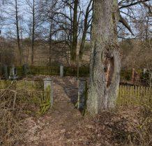 Zgorzały Most-zabytkowy cmentarz