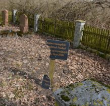 Zgorzały Most-cmentarz