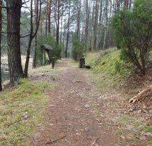Gołabek-na ścieżce przyrodniczej