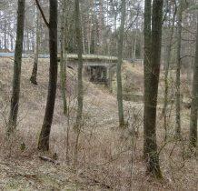 Laski-stary kamienny most