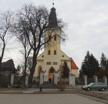 Śliwice-kościół z lat 1830-33