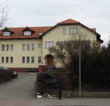 Śliwice-budynek parafii