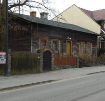 Śliwice-zabytkowy dom