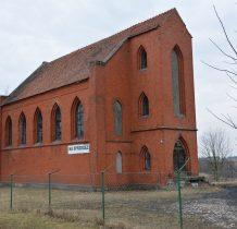 Śliwice-kościół ewangelicki z 1896roku