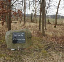 Śliwice-cmentarz ewangelicki