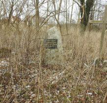 Brzeziny-zapomniany cmentarz ewangelicki