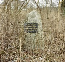 Brzeziny-tablica pamiatkowa