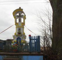 Miedzno-najstarsza miejscowość w gminie Osie-1253 r-jedna z przydrożnych kapliczek
