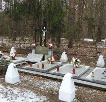 Tleń-pomnik ofiar niemieckiego bestialstwa