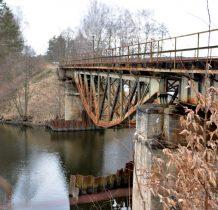 Tleń-ciekawa konstrukcja mostu