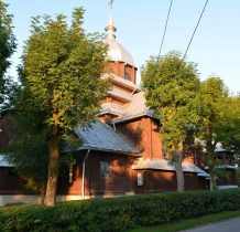 Fredropol-użytkowana jako kościół rzymskokatolicki