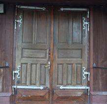 Fredropol-cerkiewne drzwi