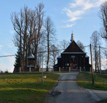 Czarna-cerkiew(obecnie kościół) z 1834 roku