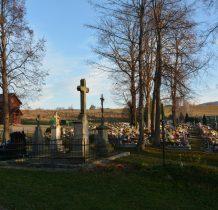 Czarna-cmentarz przy cerkwi